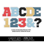 ABC123 Alphabet Pack 2-$2.99 (Carolyn Kite)