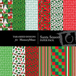 Santa Season Paper Pack-$4.00 (Tara Reed Designs)