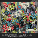 Snapshots of Life Combo Pack-$7.99 (Jumpstart Designs)