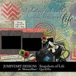 Snapshots of Life QuickMix-$4.99 (Jumpstart Designs)