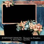 Sunsets in Paradise QuickMix-$4.99 (Jumpstart Designs)
