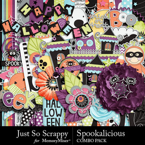 Spookalicious kit medium
