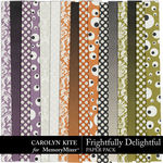 Frightfully Delightful Paper Pack 2-$3.99 (Carolyn Kite)