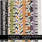 Frightfully Delightful Paper Pack 1-$3.99 (Carolyn Kite)