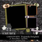 Frightfully Delightful QM-$3.99 (Carolyn Kite)