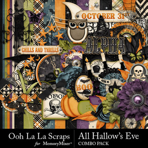 All hallows eve kit medium
