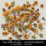 Autumn Breeze TM Scatters Pack-$2.10 (Tami Miller)