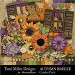 Autumn Breeze TM Combo Pack-$4.90 (Tami Miller)