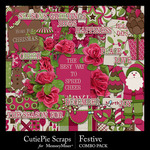 Festive Combo Pack-$6.99 (CutiePie Scraps)