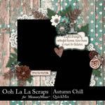 Autumn Chill QuickMix-$4.99 (Ooh La La Scraps)