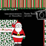 Santa Season QuickMix-$4.99 (Tara Reed Designs)