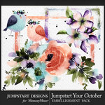 Jumpstart Your October 2017 Add On Pack-$3.99 (Jumpstart Designs)