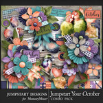 Jumpstart Your October 2017 Combo Pack-$7.99 (Jumpstart Designs)
