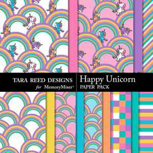 Happyunicorn paperpack preview medium