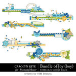 Bundle of Joy Boy Edges Pack-$3.99 (Carolyn Kite)