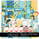 Bundle of Joy Boy Combo Pack-$6.99 (Carolyn Kite)