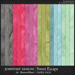 Sweet Escape JSD Paper Pack-$3.99 (Jumpstart Designs)