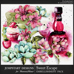 Sweet Escape JSD WC Add On Pack-$3.99 (Jumpstart Designs)