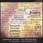 Jsd youholdkey wordart small