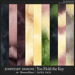 You Hold the Key WC Paper Pack-$3.49 (Jumpstart Designs)
