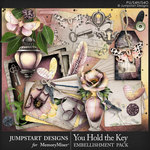You Hold the Key Add On Pack-$3.49 (Jumpstart Designs)