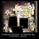 You Hold the Key QuickMix-$3.00 (Jumpstart Designs)