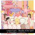 Bundle of Joy Girl Combo Pack-$6.99 (Carolyn Kite)