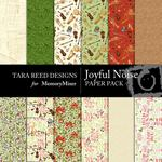 Joyful Noise Paper Pack-$3.49 (Tara Reed Designs)