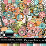 Captured Moments 3 Combo Pack-$8.49 (Laura Burger)