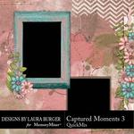 Captured Moments 3 QuickMix-$4.99 (Laura Burger)