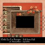 Fall Into Fall QuickMix-$4.99 (Ooh La La Scraps)