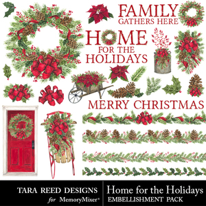 Home for the holidays emb preview medium