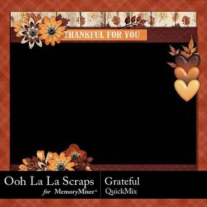 Grateful quickmix p001 medium
