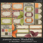 WonderFALL Add On Pack-$3.99 (Jumpstart Designs)