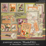 WonderFALL Pretty Bits Pack-$3.99 (Jumpstart Designs)