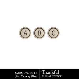 Crk mm thankful ap medium
