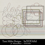 beYOUtiful Stitches Pack-$2.99 (Tami Miller)