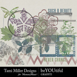 beYOUtiful Graffiti Pack-$3.99 (Tami Miller)
