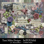 beYOUtiful Combo Pack-$6.99 (Tami Miller)