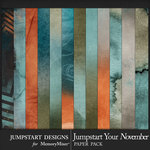 Jumpstart Your November 2017 Blended Papers-$3.99 (Jumpstart Designs)
