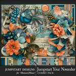 Jumpstart Your November 2017 Combo Pack-$7.99 (Jumpstart Designs)