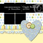 Giggle Bear Boy QuickMix-$4.00 (Tara Reed Designs)
