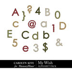 My Wish Alphabet Pack 2-$3.99 (Carolyn Kite)