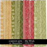 My Wish Paper Pack 2-$3.99 (Carolyn Kite)