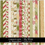 My Wish Paper Pack 1-$3.99 (Carolyn Kite)