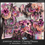 Chasing Dreams Combo Pack-$5.59 (Jumpstart Designs)