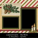 My Wish QuickMix-$3.99 (Carolyn Kite)