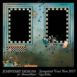 Jumpstart Your Nov 2017 QM-$3.99 (Jumpstart Designs)