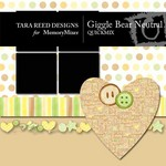 Giggle Bear Neutral QuickMix-$4.00 (Tara Reed Designs)