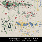 Christmas Bells Scatterz Pack-$1.99 (Lindsay Jane)